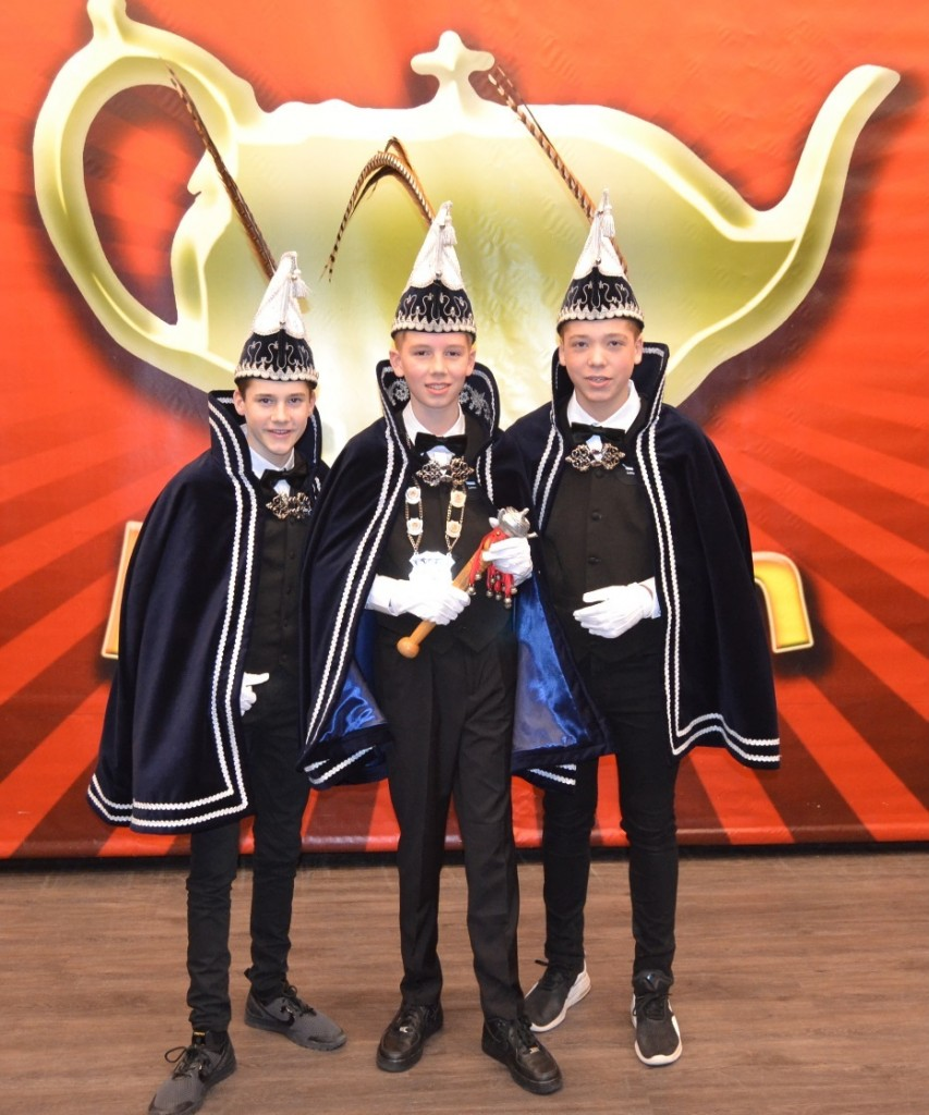 jeugd Trio 2020